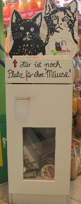 Futterspendenbox