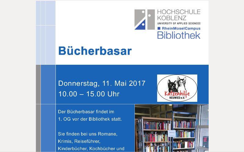 Screenshot vom Flyer der Hochschule Koblenz