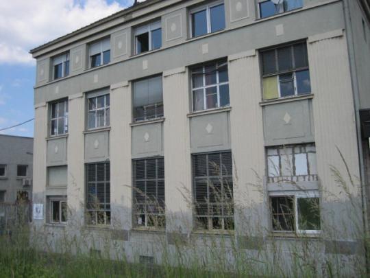 Außenansicht Gebäude Katzenhilfe Neuwied e.V.